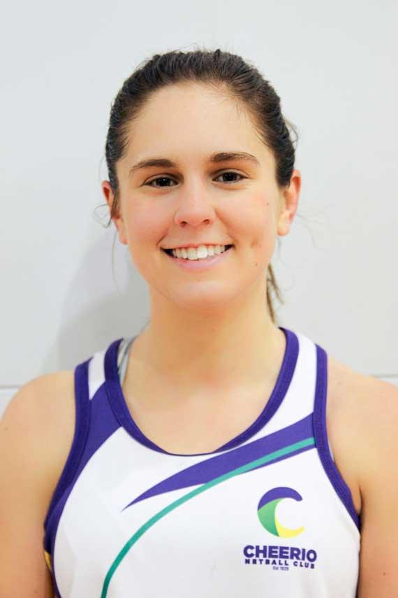 Megan Tsharke
